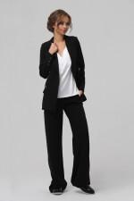 Пиджак черный классический