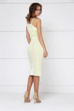 Платье футляр гипюровое
