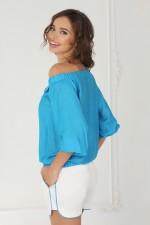 Костюм кэжуал с блузкой