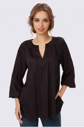 e8ff8102e19 Блузка черная в стиле бохо